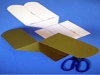 بالگرد کاغذی بسازید