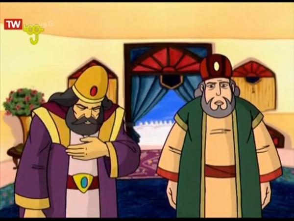 مرد پارسا و پادشاه بیمار