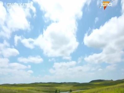 چرا آسمان آبی است ؟