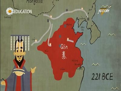 تاریخ دیوار چین