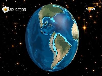 برخورد قاره ها و اثرات آن