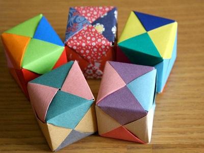 مدل های ساخت مکعب